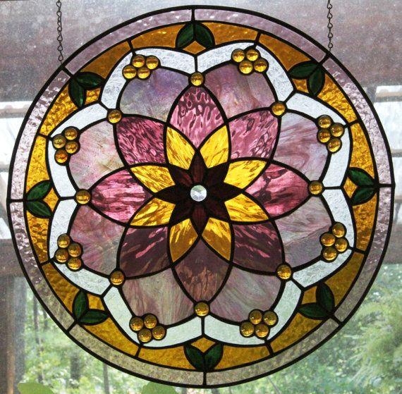 Victorian Style Mandala by LightTreeStudio on Etsy, $348.00