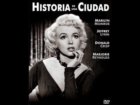 HISTORIA DE UNA CIUDAD (Hometown Story, 1951, Full Movie, Spanish, Cinetel) - YouTube