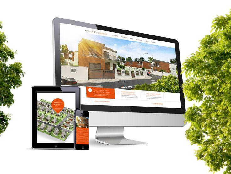 Opatova Development Project Branding and Webdesign