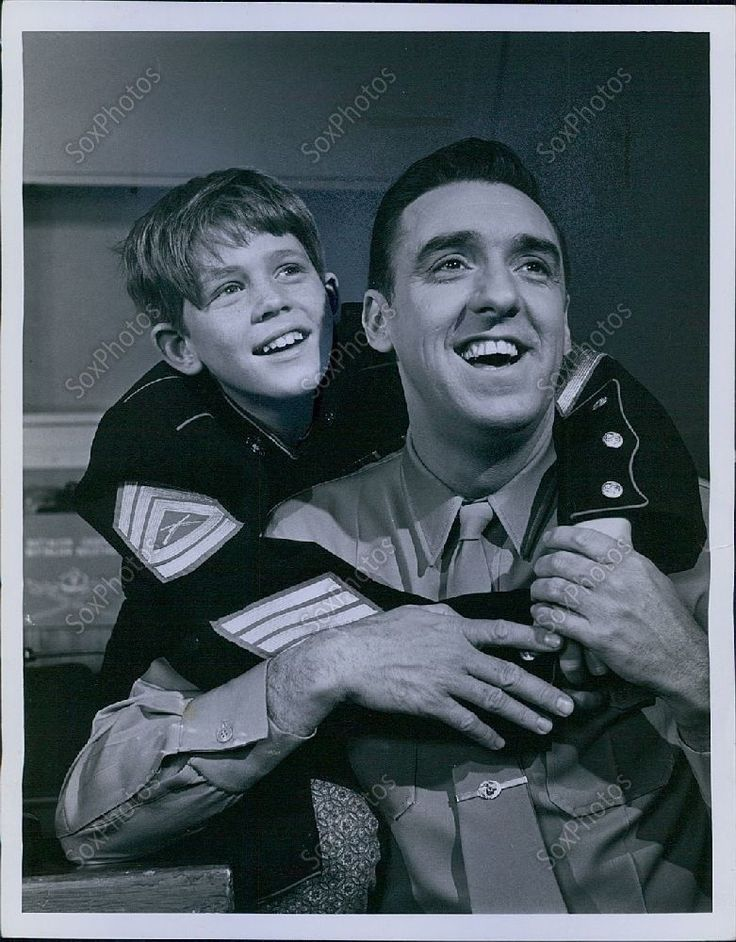 LF22 1960s Original Photo RON HOWARD JIM NABORS Andy Griffith Show Gomer Pyle