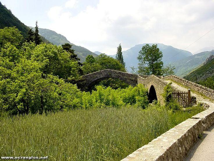 Pont du coq - La Brigue (06)