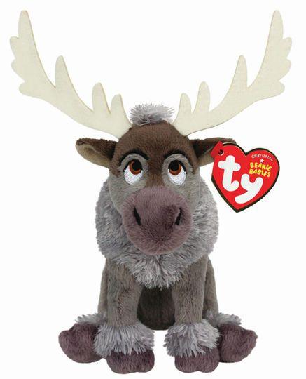 Ty Original Beanie Babies Sven Reindeer, Regular