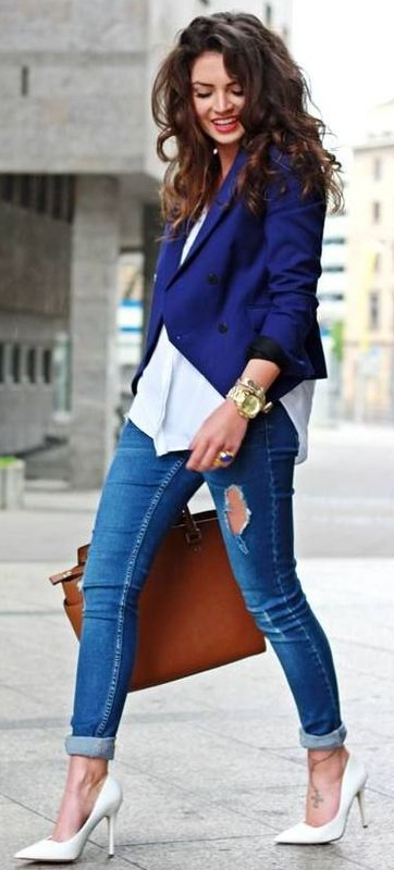 This blazer is so fly!