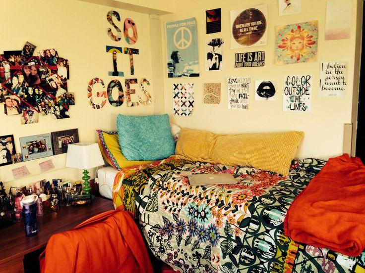 240 best Dorm Room images on Pinterest   Bedroom ideas, Cool ideas ...