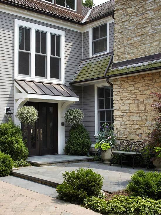 Best Enhancing Your Home S Exterior With Colorful Accents Is An 400 x 300