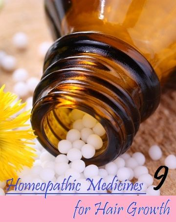 Homeopathic Medicines for Hair Growth