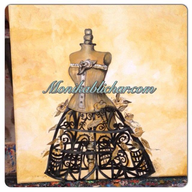 Corsage de Femme-Prints $30/each Signed!