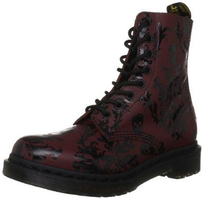 Dr Martens Women's Cassidy Lace Ups Boots