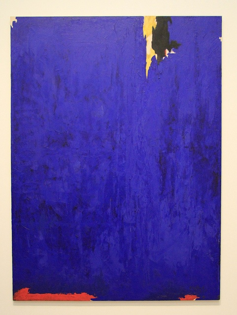 Clyfford Still - 1953  Art Experience NYC  www.artexperiencenyc.com/social_login/?utm_source=pinterest_medium=pins_content=pinterest_pins_campaign=pinterest_initial