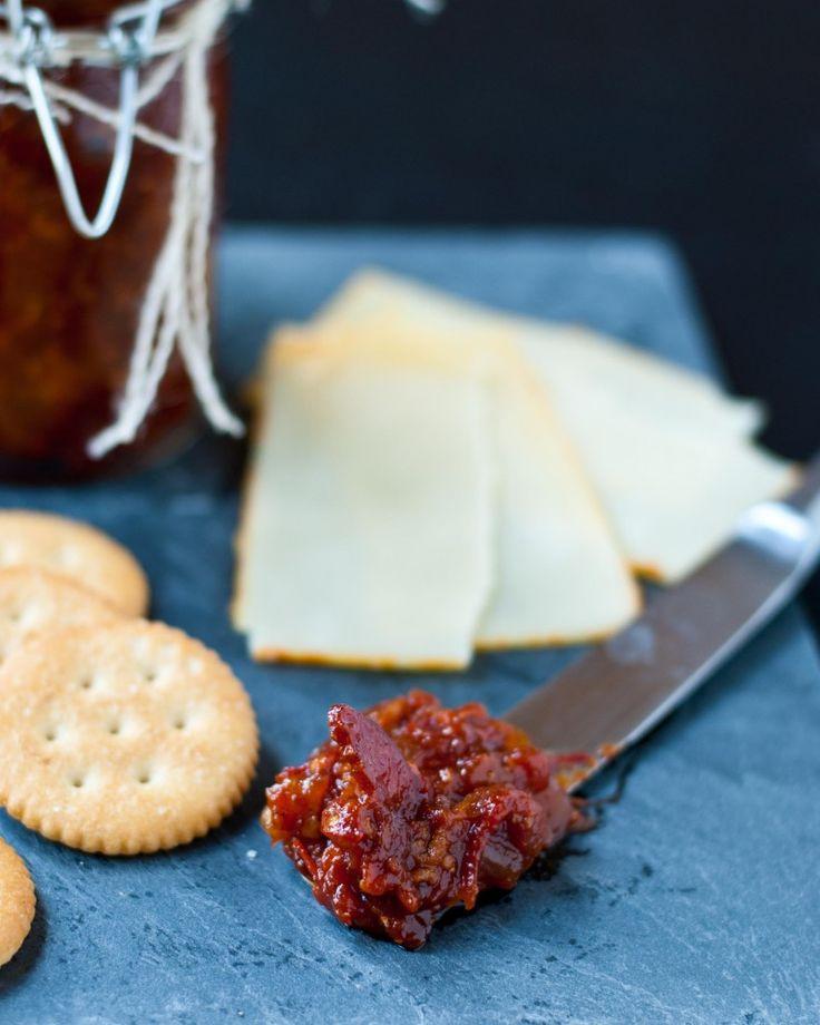 Tomato Bacon Jam | Neighborfoodblog.com