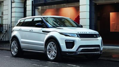 New Range Rover Evoque 2016 by drive.gr