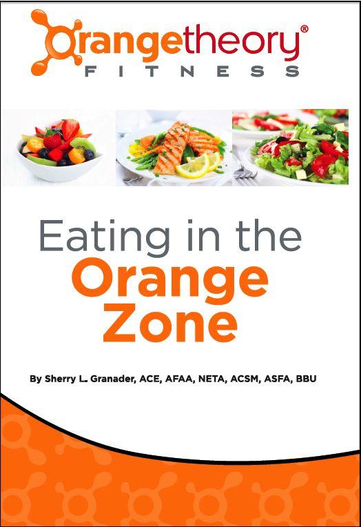 Orangetheory Fitness > Orangetheory Diet
