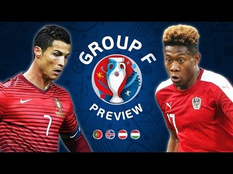 EURO 2016 Group F Preview | Portugal, Hungary, Iceland & Austria -  http://www.football5star.com/highlight/euro-2016-group-f-preview-portugal-hungary-iceland-austria/72506/
