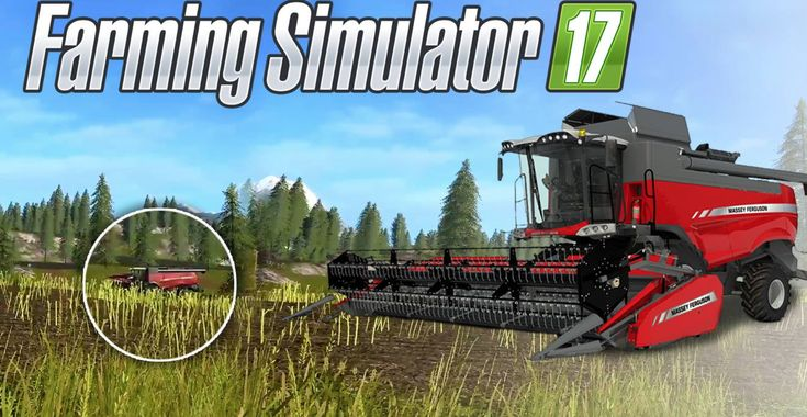 farming simulator 17 | ... Farming Simulator 17 trailer | FS2017 - Farming Simulator 17 mod / FS