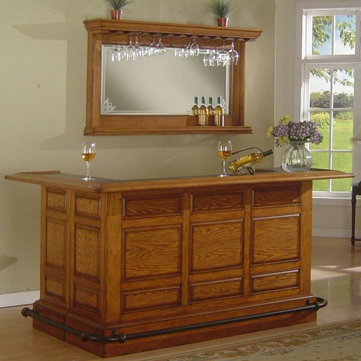 Wood Home Bar Furniture Best Office Check More At Http Searchfororangecountyhomes