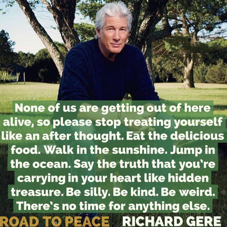 richard gere quotes on life - Google zoeken