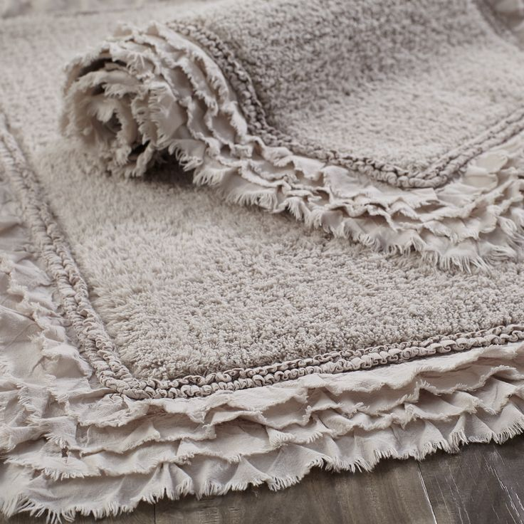 Best Farmhouse Bath Mats Ideas On Pinterest Bathroom Suites - Large oval bathroom rugs for bathroom decorating ideas