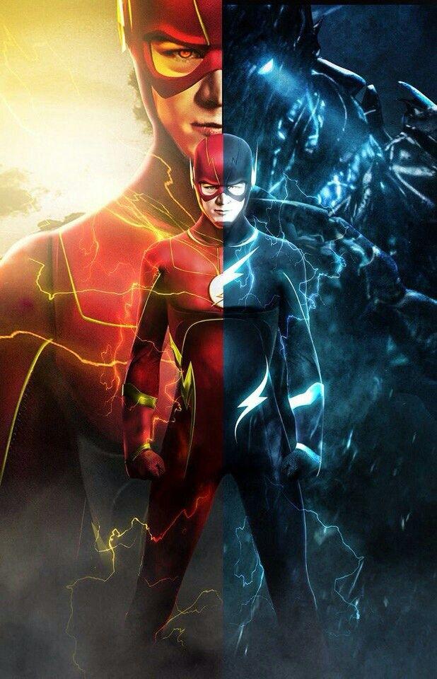 The Flash, Savitar, Barry Allen