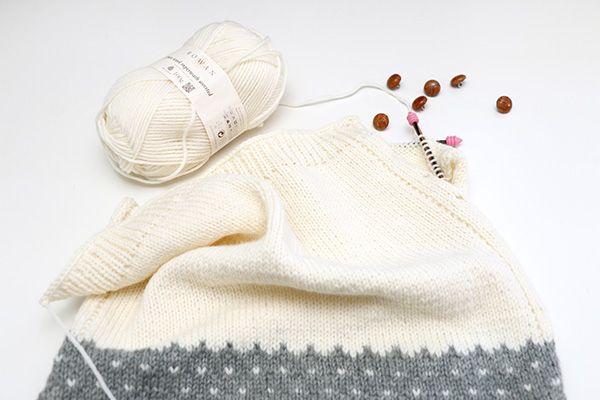 Dit breipatroon maakte ik in samenwerking met CraftKitchen. Breipatroon babyslaapzakje Rowan pure wool Nu mijn breikunsten steeds verder vooruitgaan was het tijd weer iets nieuws te leren. Iets dat ik al vanaf het begin mooi vind en dat zelfs een … Lees verder