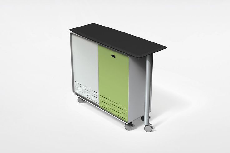 Axcess Mobile Desk |         Peter Pepper Products | Expressive Essentials®