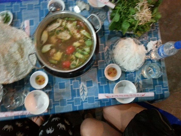 street food @ Vietnam - Hot pot