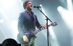 Interpol honour Turn On The Bright Lights and air new material at majestic London Alexandra Palace show
