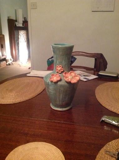 'Flower Power' vase