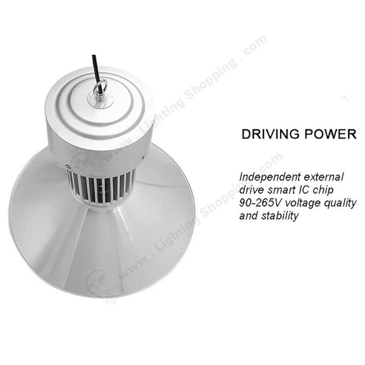 50W, 5000Lm, 110/220V, LED Bay Lighting, Replaces 200W Metal Halide (HID) - See more at: http://www.lightingshopping.com/epistar-led-high-power-bay-industrial-light-50w-bulkhead-lamp-brightness-5000lm.html