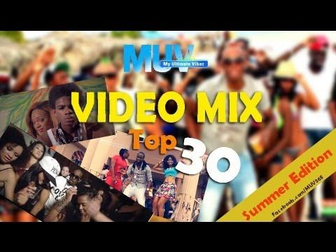 Top 30 Newest Dancehall Hits (Official Video Mix) Konshens,I-Octane,Aidonia.... AUGUST 2013 - NEW!!!