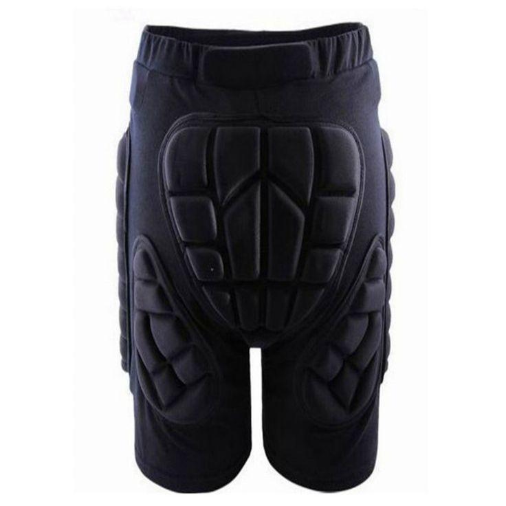 Black Kids Adult Men Women Protective Hip Butt Pad Pants Ski Skate Snowboard Size M L XL XXL XXXL Outdoor Sports #men, #hats, #watches, #belts, #fashion