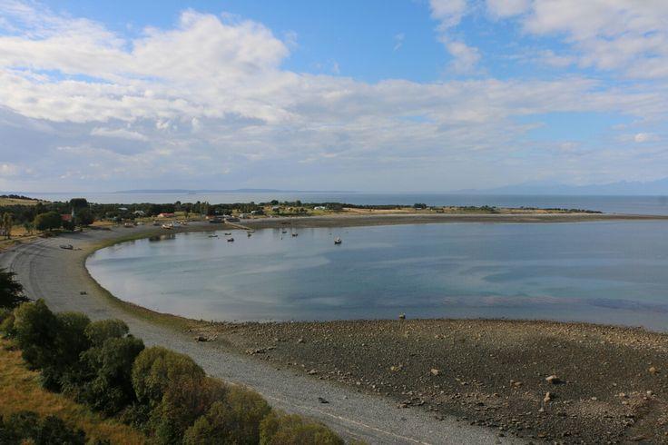 Isla Queullín, Chile