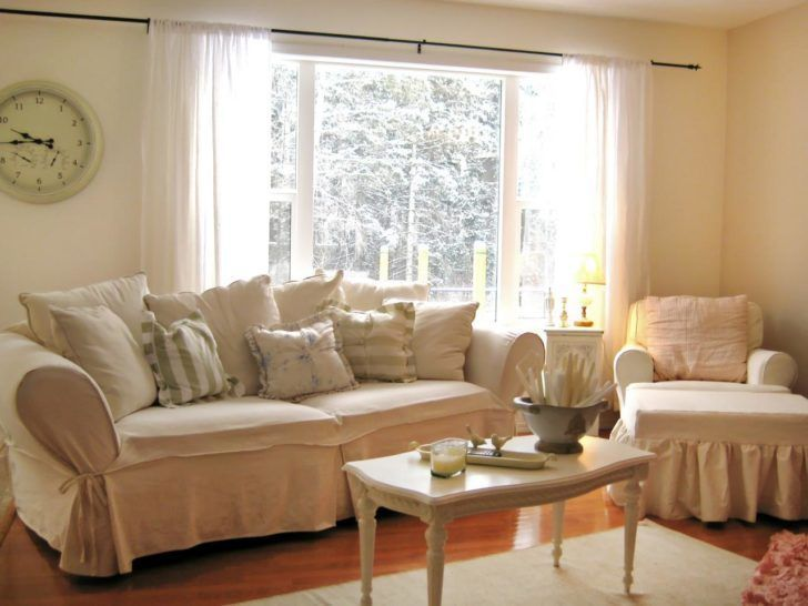 Living RoomShabby Chic Room Decor With Nice Color Options Elegant Shabby Furniture