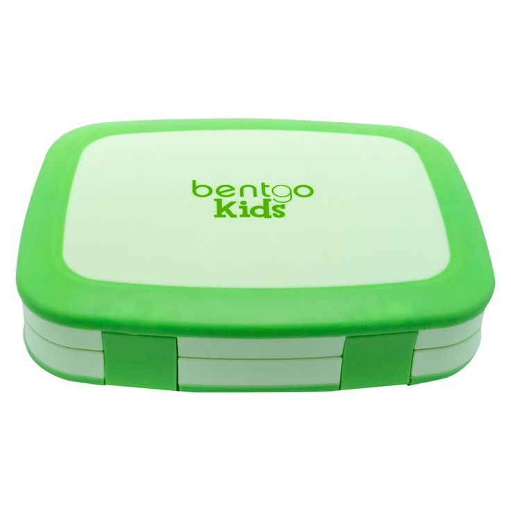 Bentgo Kids Leakproof Children's Lunch Box - Green