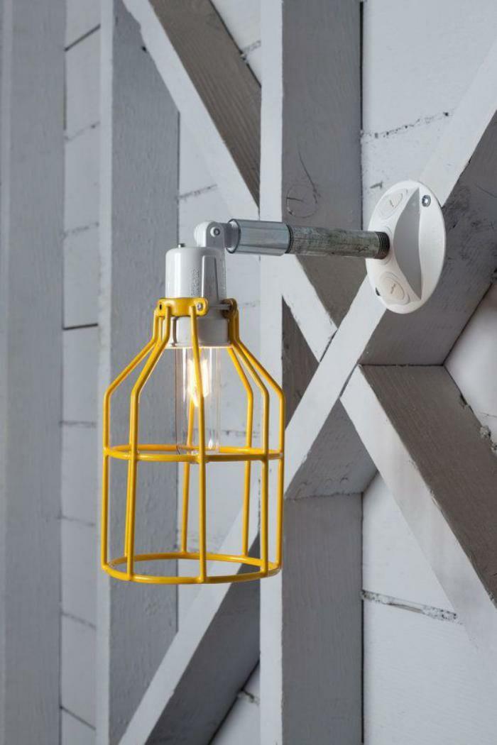 25 melhores ideias de arandelas de parede externa no pinterest ilumina o externa lumin rias. Black Bedroom Furniture Sets. Home Design Ideas