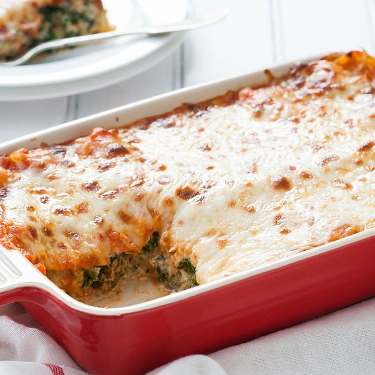 how to cook simple lasagne