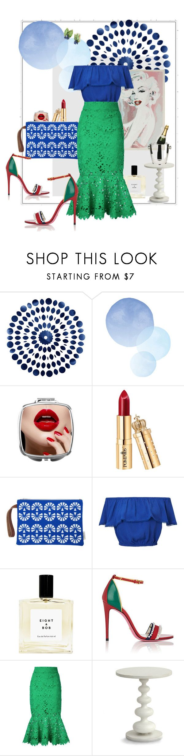 """BnG"" by ohnoflo ❤ liked on Polyvore featuring Bob Mackie, Hera, Miss Selfridge, Gucci, Bambah, Redford House, Winco, MissSelfridge, gucci and eightandbob"