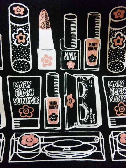 Mary Quant makeup - my first purchases 47 years ago!