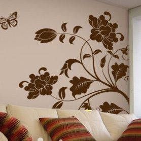 wall stickers | wall sticker taobao Spruce Up the Place with Chinese Wall Stickers ...