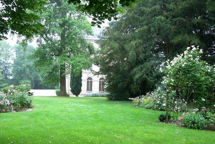 Château de Montgobert - le parc