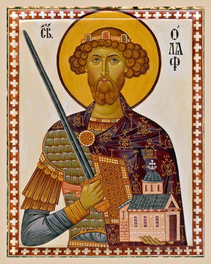 00 King St Olav II of Norway 01. 19.10.14.