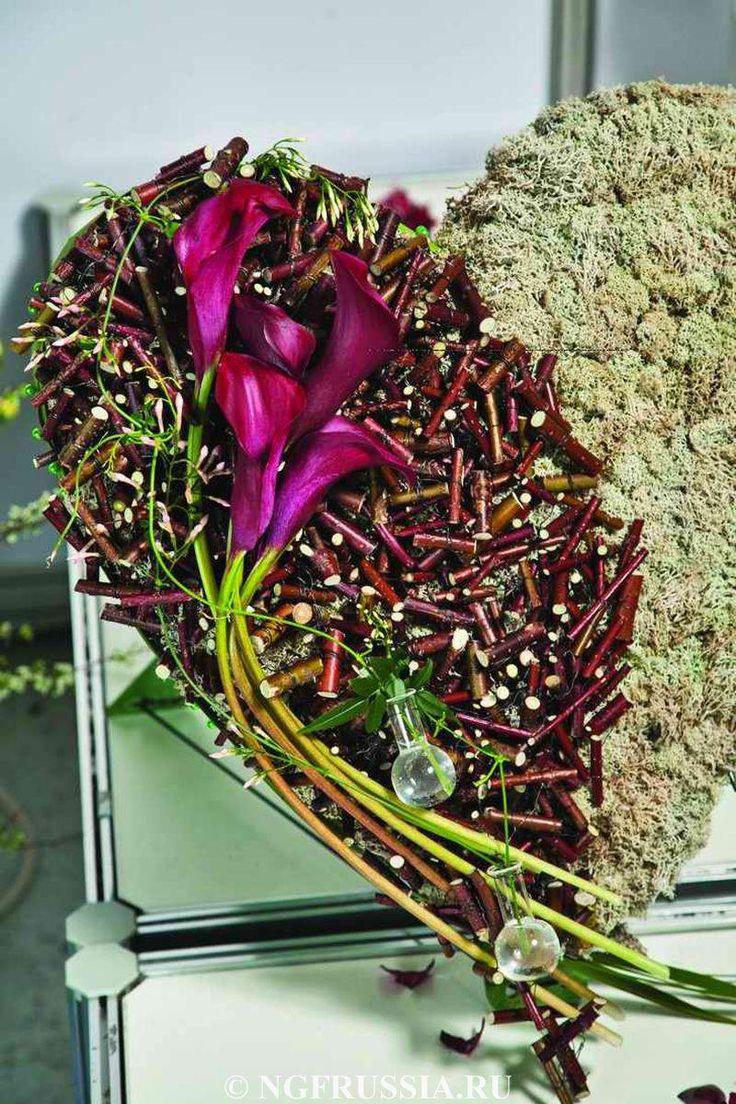140 Best Allerheiligen Images On Pinterest Floral Wreath Floral