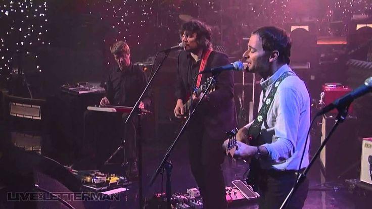 Cool ! ;-) Wilco - Jesus Etc Live on Letterman