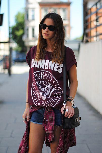 Foto de Inspiración: Moda punk para mujeres