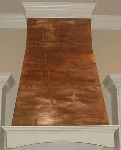 1000 Ideas About Copper Range Hoods On Pinterest