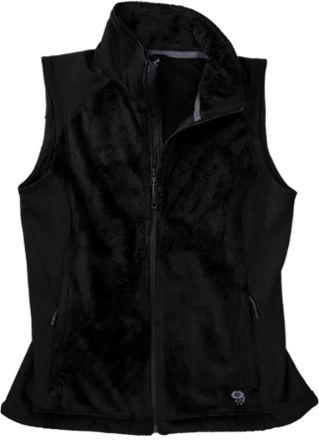 Mountain Hardwear Women's Pyxis Stretch Vest Black XS