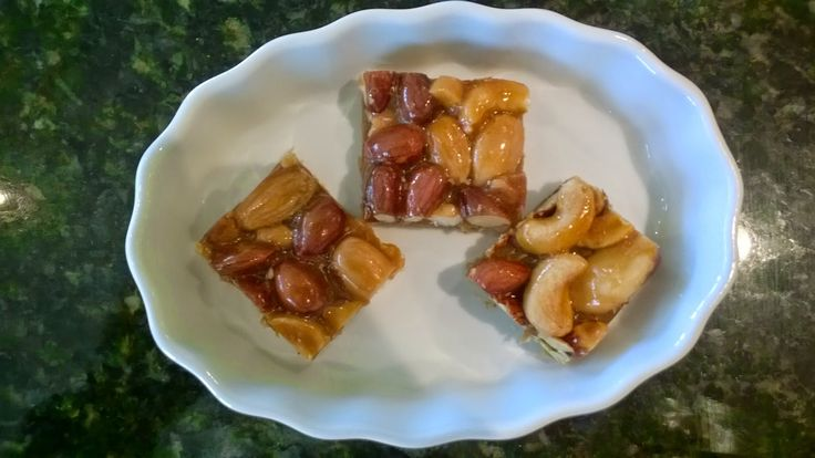 Gourmet Simplified Inc: Salted Nut Bars