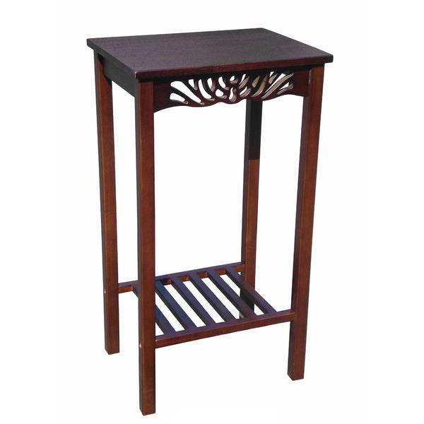 Handmade D Art Winston Tall End Table Indonesia Tall End Tables Sofa Table Decor End Tables