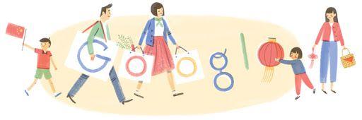 China National Day 2013   Google image