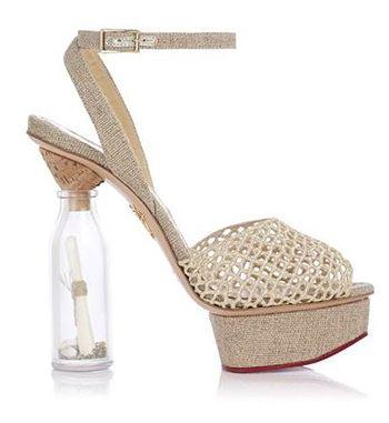 Charlotte Olympia, scarpe da sogno per la primavera/estate 2014