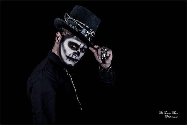 Sugar Skull Photo Shoot